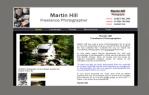 Issy Website Desgin | Martin Hill