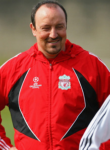 No Gerrard and Benitez Fall Out