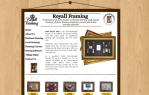 Issy Website Desgin | Royall Framing