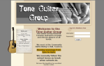 Issy Website Desgin | Tone Guitar Group