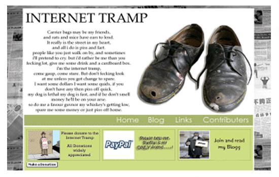 Issy Website Desgin   Internet Tramp